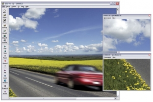 Model 2400WDCS Real-time Display and Camera Control Software